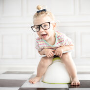Potty Training Doesn't Have To Be Hard, Here is What We Did!